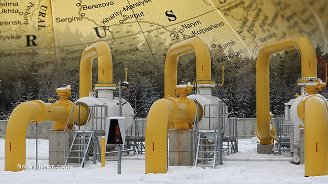 Russia throws down the gauntlet: energy supply to Europe cut off; petrodollar abandoned as currency war escalates