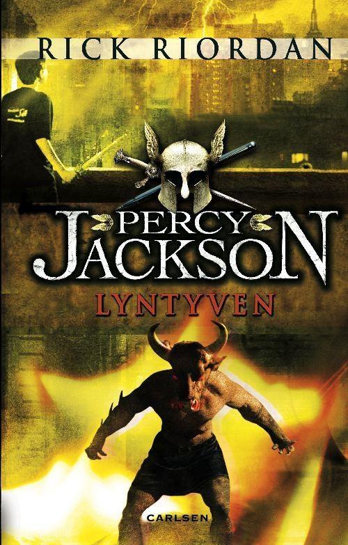 Percy Jackson og lyntyven - bog