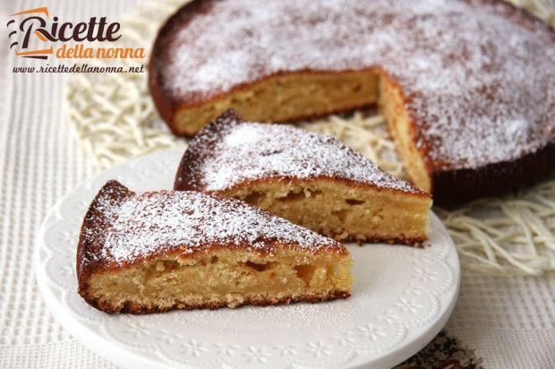 Ricetta torta alla panna