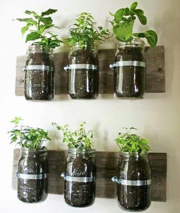 Great herb idea.