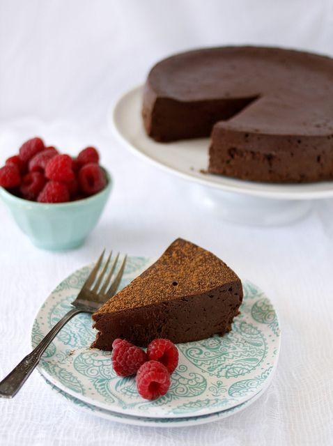 Spago chocolate cake recipe