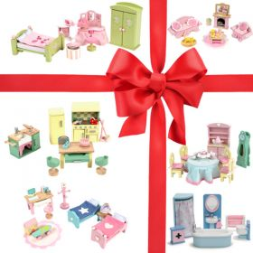And every doll house must be filled with furniture! #EntropyWishList #PinToWin