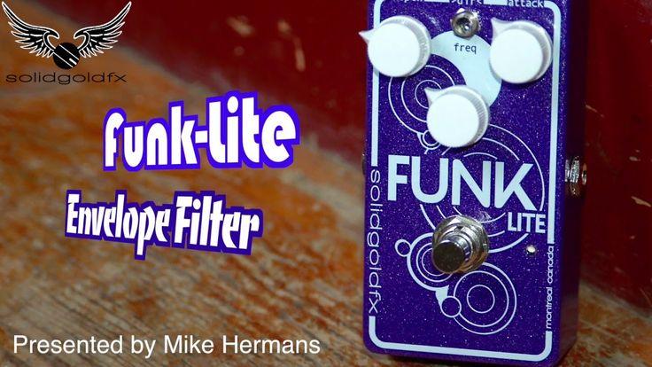 SolidGoldFX Funk-Lite Envelope Filter