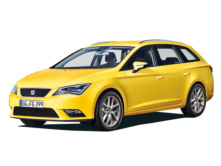 After a five-door and three-door versions, the compact Leon got a new extension of the family station wagon, labeled ST - Sports Tourer. The base model VW Golf Variant model Seat Ibiza ST gets sleek and elegant lines. From the B-pillar to the rear o