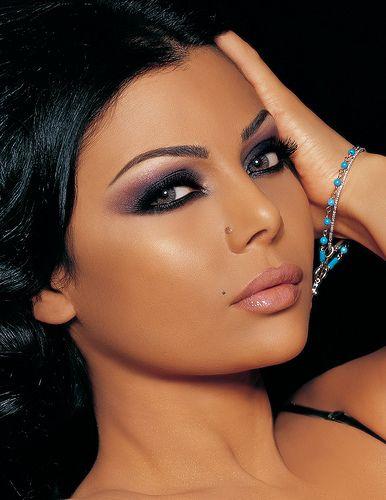 Haifa Wehbe - Bassam Fattouh Cosmetics