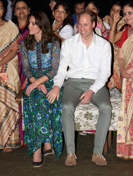 The Duke & Duchess of Cambridge Visit India & Bhutan - Day 3