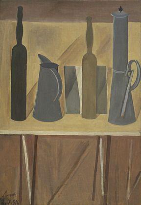 Georgio Morandi Still Life 1916