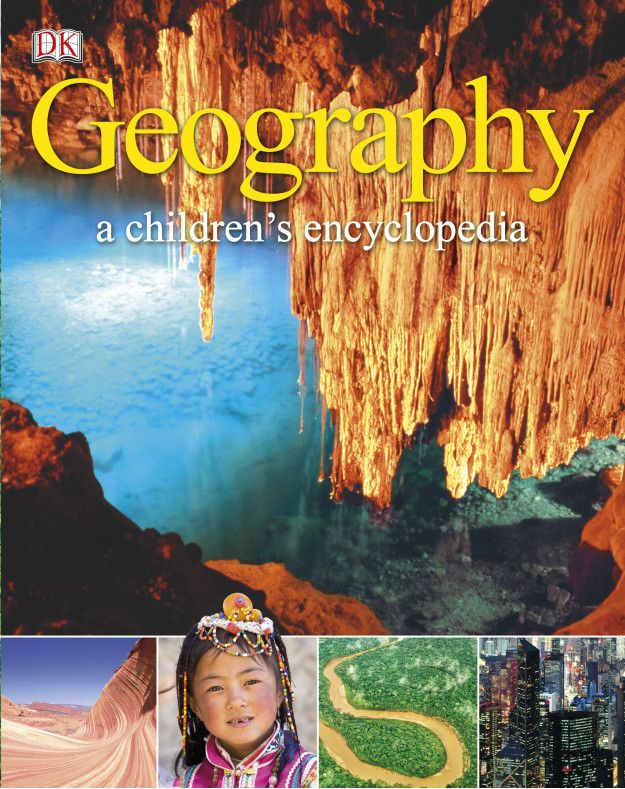 Geography A Children's Encyclopedia - product image 1