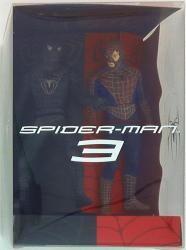 バンダイ DVD特典 / ソフビ魂 スパイダーマン & ブラックスパイダーマン 特典のみ