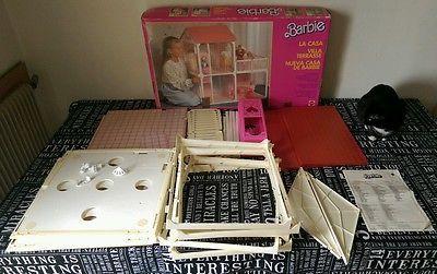 Barbie-villa-terrasse-vintage-1987-mattel-6902