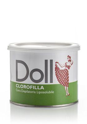Profesjonalny wosk do depilacji z chlorofilem