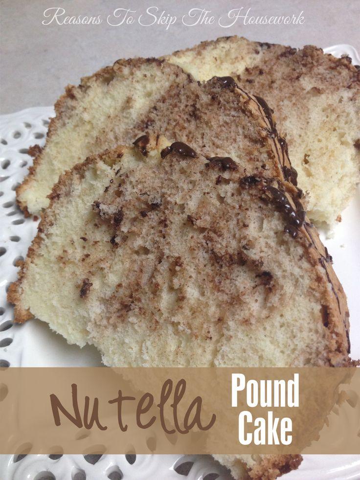 Recipe Pound Cake Cardamon