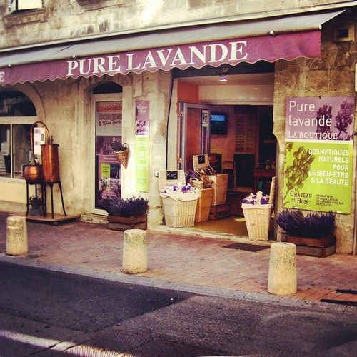 frances, lavender, and provence image