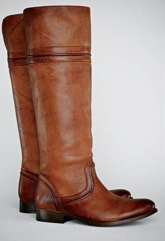 Frye Melissa Trapunto boots
