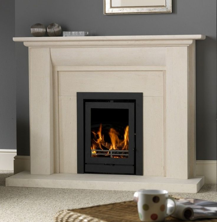 Another wood-fired 'inset stove' (Fireline FPi5) lower heat output (5 kw)