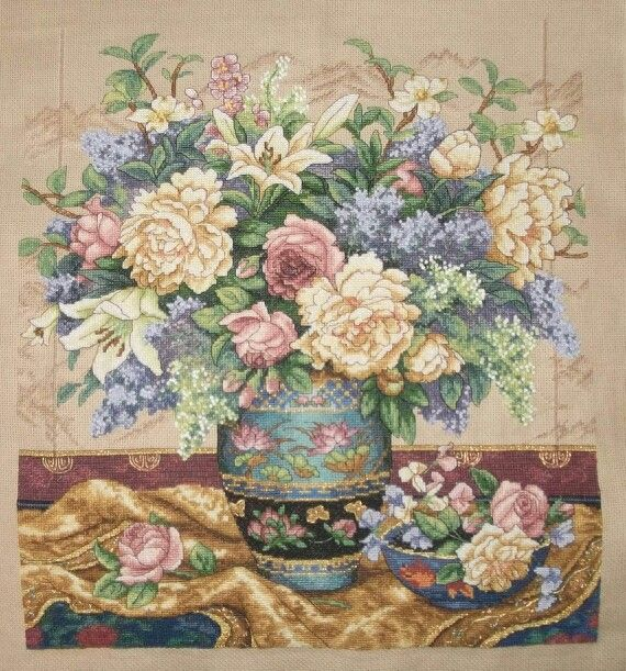 Oriental splendour
