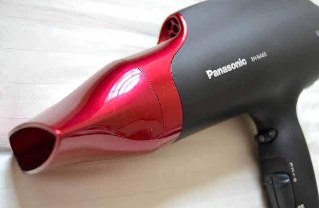London Beauty Queen: Sleek and Healthy Hair: Panasonic Nanoe Hairdryer