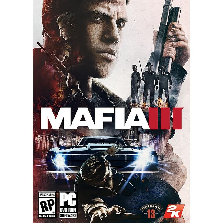 TAKE 2 INTERACTIVE Mafia III - PC