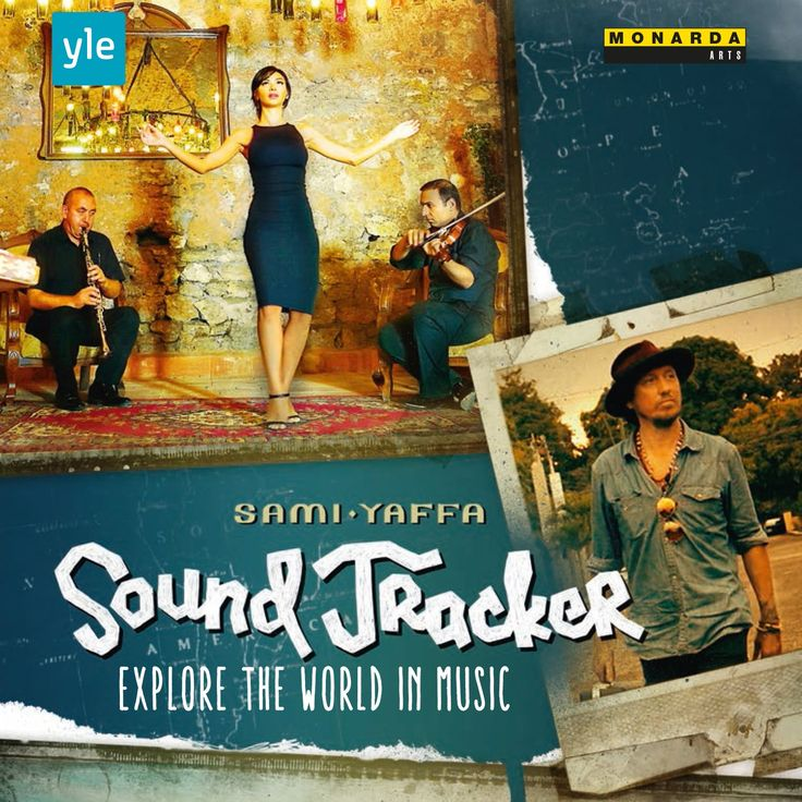 Sami Yaffa · Sound Tracker | Explore the world in music