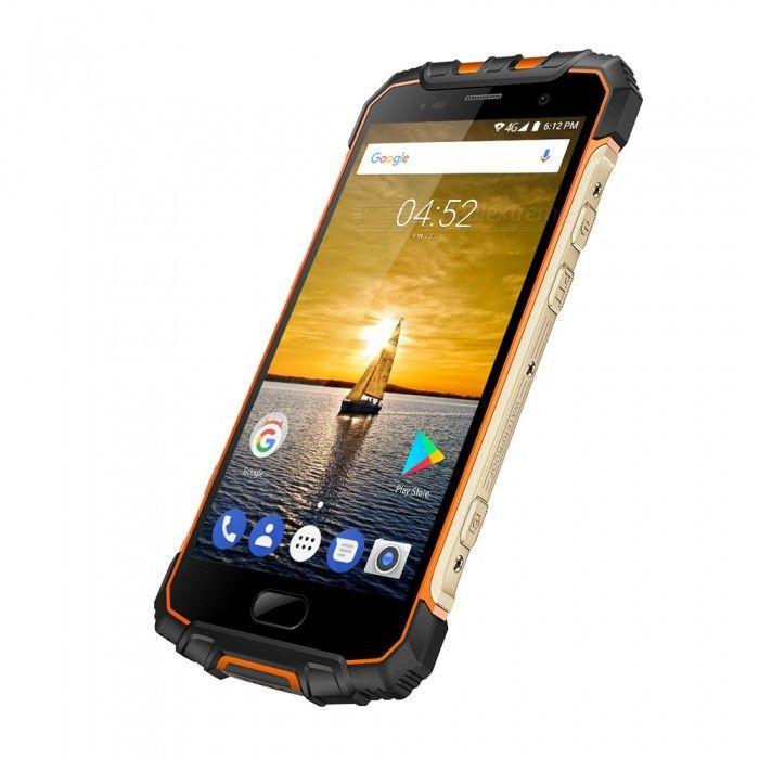 Ulefone Armor 2 Waterproof IP68 4G Phone w/ 6GB RAM 64GB ROM - Golden