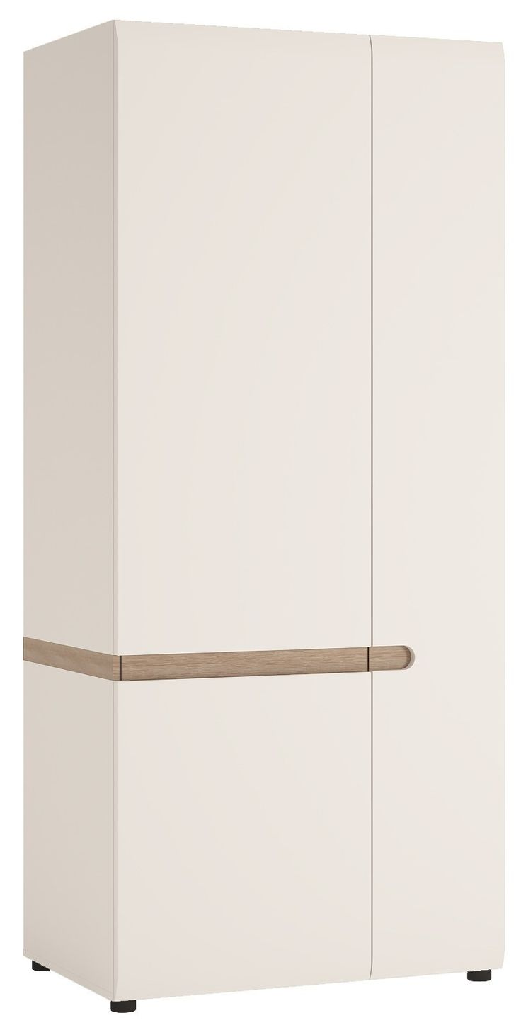 Chelsea Bedroom 2 Door Wardrobe in White Gloss With Oak Trim   The  beautiful high gloss finish with the oak melamine trim makes this top  quality collection  156 best WARDROBES  Adult Bedroom  images on Pinterest   Bedroom  . Kensington High Gloss Bedroom Furniture Collection. Home Design Ideas