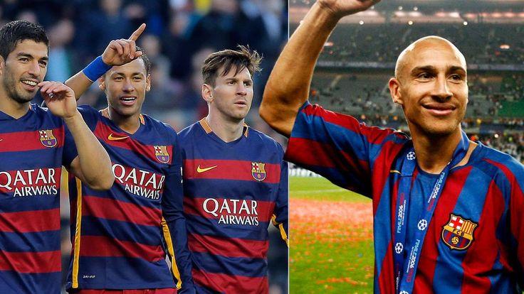 Nu snackar alla om Larsson i Barcelona | Spanien | Internationellt | Fotboll | Sportbladet | Aftonbladet