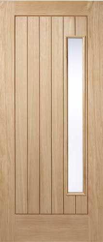 Newbury external door