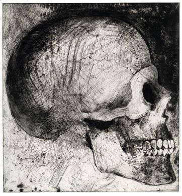 The Side View by Jim Dine / American Art