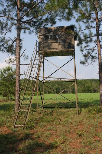 5x9 Deer Blinds for Sale - Elevated