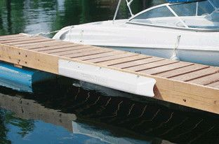 "Taylor Made Products - DOCK PRO DOCK BUMPER - STRAIGHT-37""L x 4.5""W x 6""H"