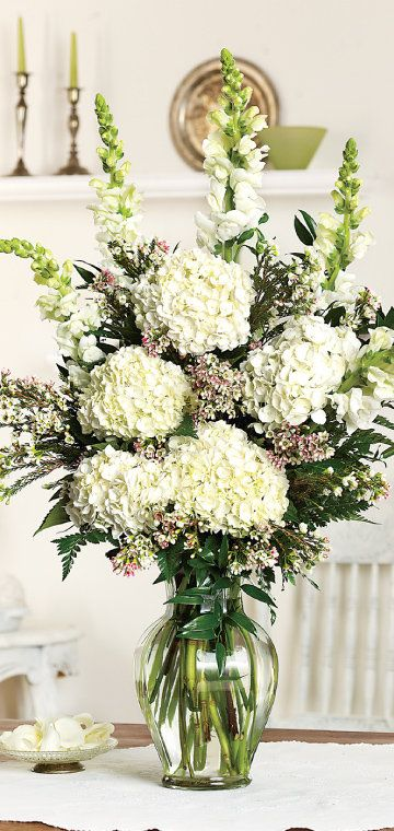 Best large flower arrangements ideas on pinterest