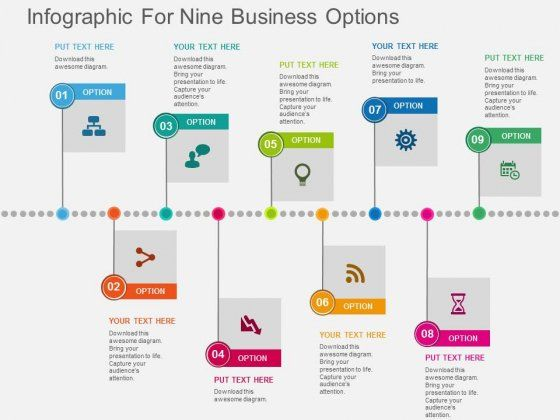 59 best Creative Powerpoint images on Pinterest Technology - powerpoint timeline