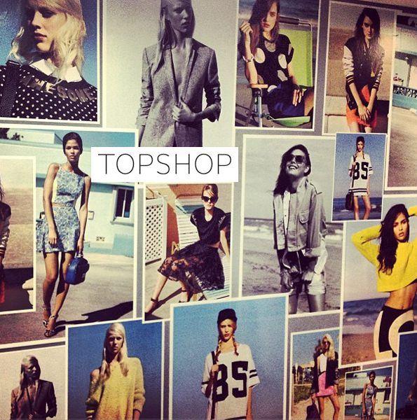 Topshop: Trends für kleines Geld