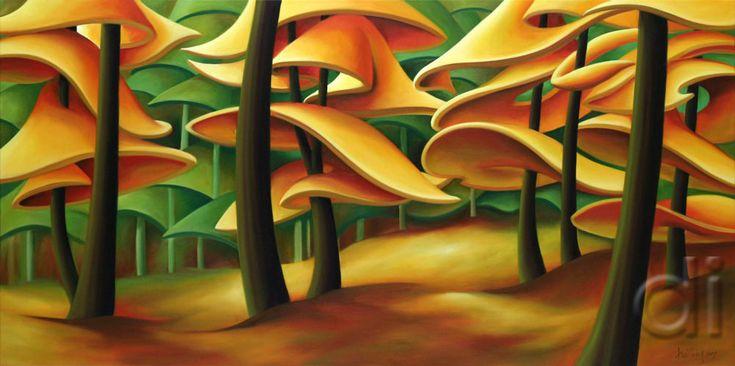 Dana Irving, Autumn