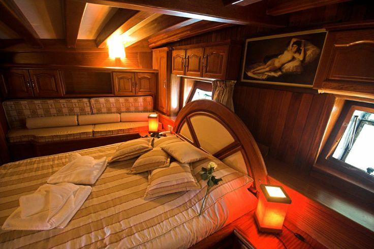 Luxury yacht in croatia