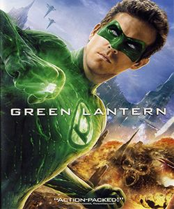 Green Lantern (2011) Movie Review  Green Lantern (2011) Movie Trailer http://www.youtube.com/watch?v=f8ZPg8uaoR0 Green Lantern is a 2011 Superhero film based on the DC Comics hero of the same name. The movie has Ryan Reynolds starring as Hal Jordan/Green Lantern, an Air Force Pilot who is given a cosmic ring of power by a dying alien named Abin Sur. The ring is powered by the great willpower of Hal Jordan.