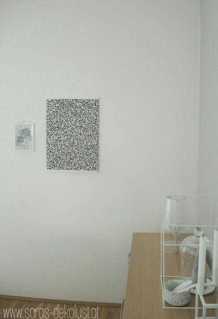 Ferm living poster and  Pernille Folcarelli card