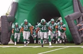 Saskatchewan Roughriders. Hard work and dedication brings you to this moment