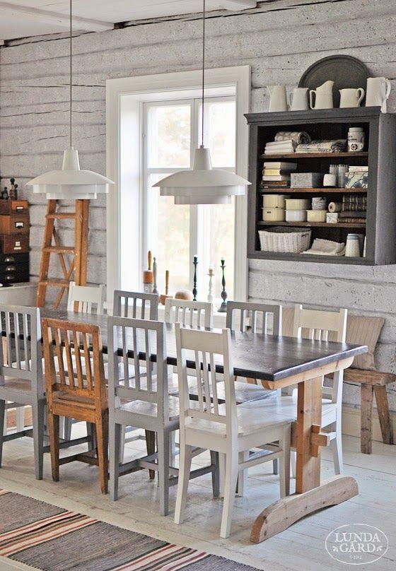 L U N D A G Å R D | inredning, familjeliv, byggnadsvård, lantliv, vintage, färg & form: Husbygget