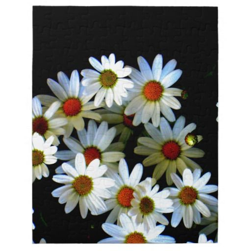 Blossoming darkness jigsaw puzzles