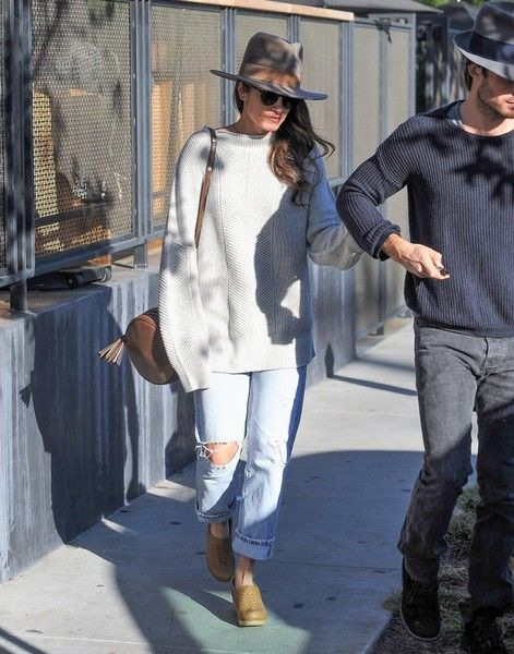 Nikki Reed Photos Photos - Actress Nikki Reed and her husband Ian Somerhalder was seen out and about in West Hollywood, California on December 19, 2016.  They did some shopping while they were out and about. - Nikki Reed & Ian Somerhalder Do Some Shopping In West Hollywood
