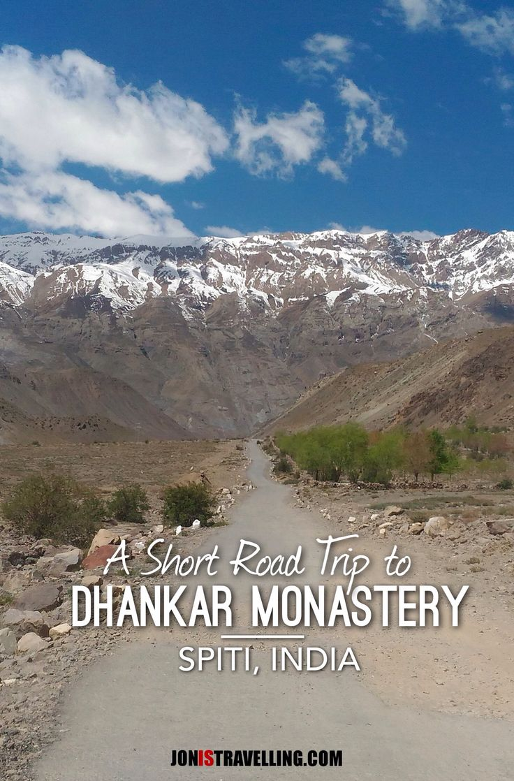 A short road trip in Spiti, from Tabo to Kaza via Dhankar Monastery. The views are incredible in this region of Himachal Pradesh, India -- and there's lots of impressive Buddhist monasteries to explore.