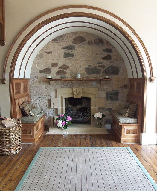inglenook fireplace 1 of 2.