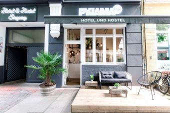 Hostel Hamburg - Günstige Übernachtungen im Pyjama Park auf der Reeperbahn St.Pauli