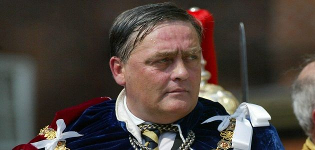 Gerald Cavendish Grosvenor – İngiltere – Serveti: 13.1 milyar dolar