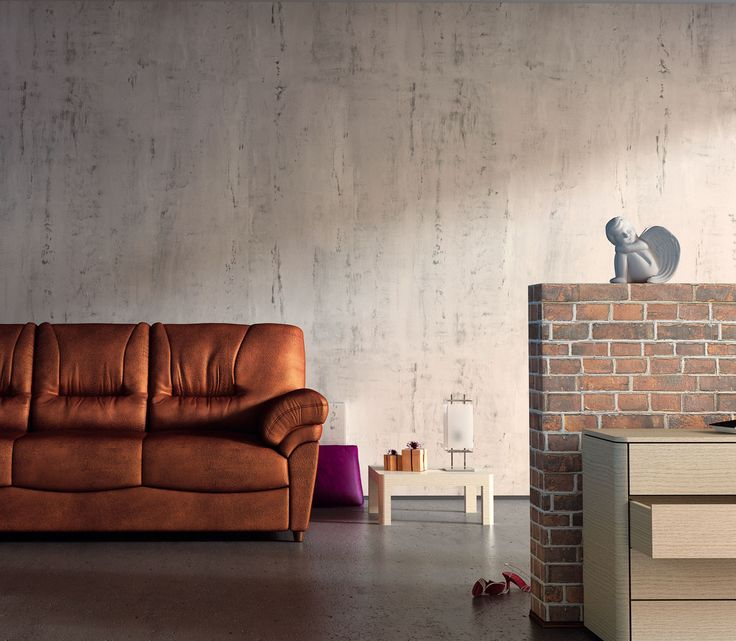 Metropolis® by Ivas Colors - Soul Cement. Smoke effect, concrete soul, expression of contemporary, minimalist style by suburban hangars.