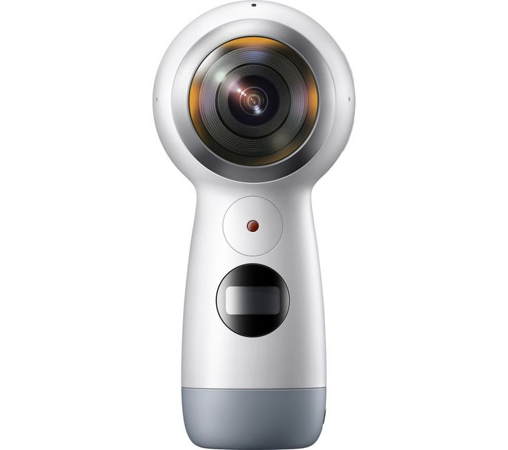 Buy SAMSUNG Gear 360 (2017) 4K Ultra HD Action Camcorder - White, White Price: £208.99 Top features: - Record videos and images in 360° for breathtakingly unique views - Make your own unique 360° content in an upgraded resolution- Bluetooth for easy wireless syncing with your Galaxy smartphone or iPhone - Relive each moment on your Galaxy S8 or Samsung Gear VR headset - Keep shooting with...
