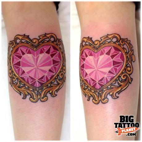 jewel tattoos designs - Google Search