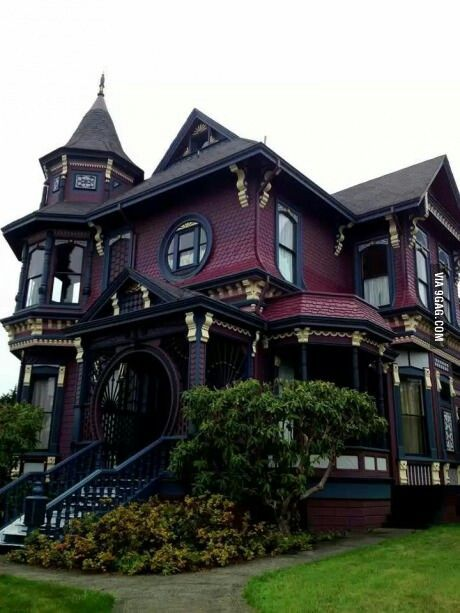 65 Beautiful House Design Apps For Ipad: Beautiful Gothic Victorian Home