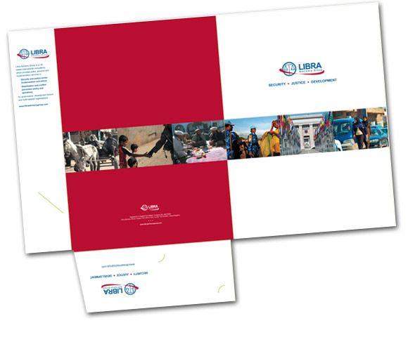 27 best Presentation folders images on Pinterest Advertising - resume folders